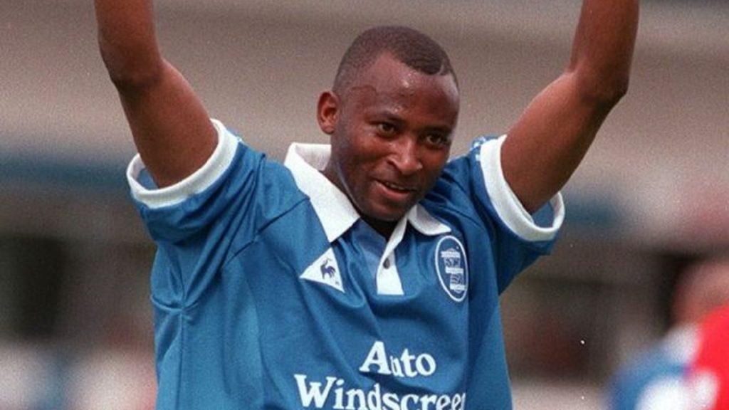 Former Birmingham City star Peter Ndlovu fighting for his