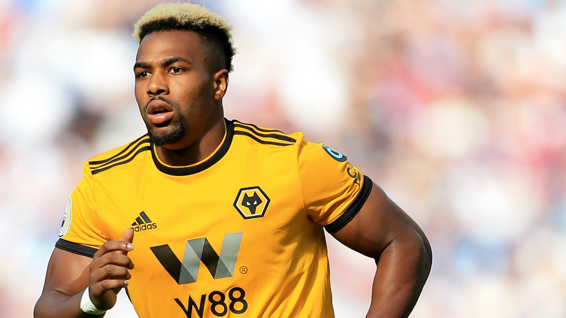Adama Traore Is The Fastest Footballer In The World Christie Afroballers
