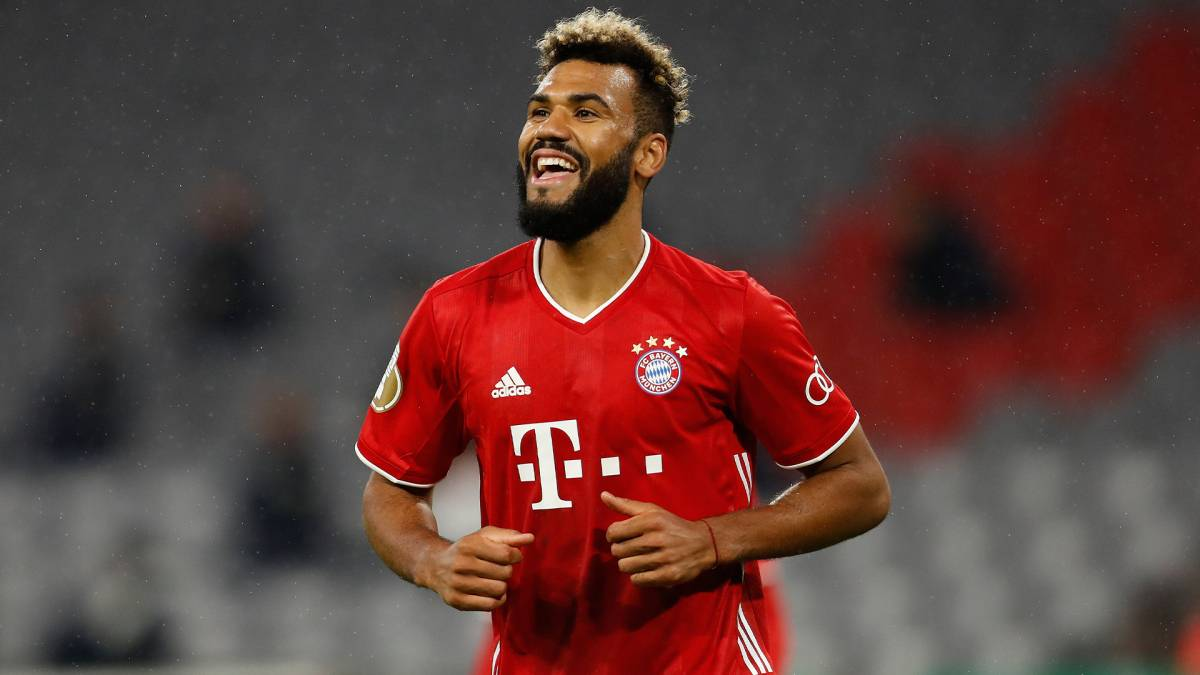 Choupo Moting Named Man Of The Match On Bayern Munich